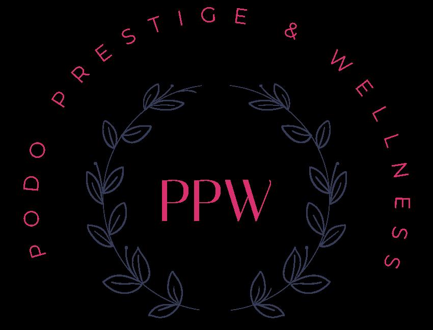logo gabinetu podo prestige & wellness