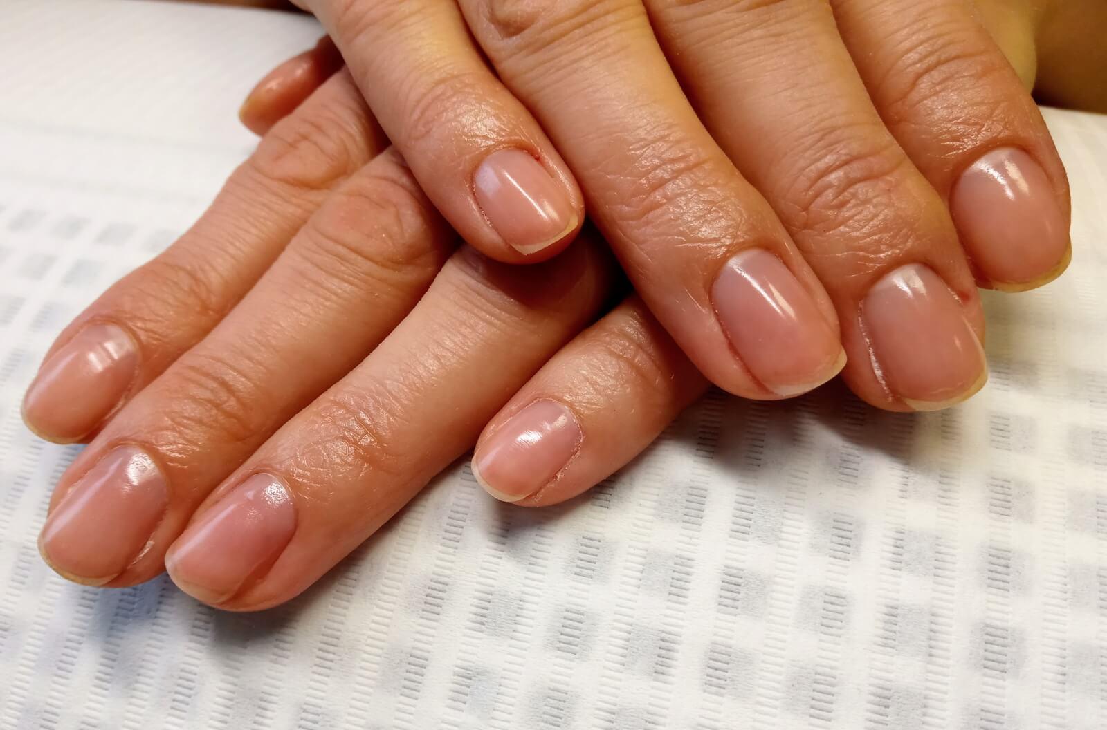 manicure japoński po